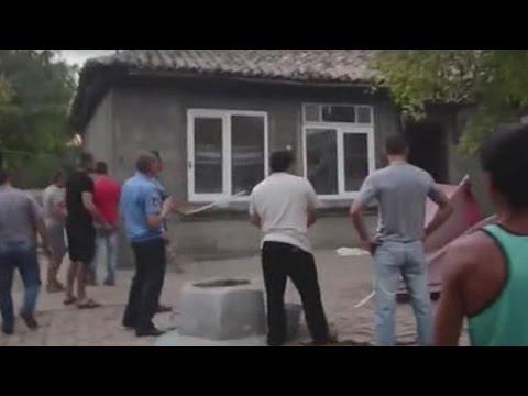 Ουκρανία: Οργή κατά Ρομά για την δολοφονία 9χρονης