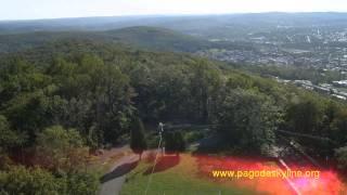 Wm Penn Memorial Fire Tower Camera 1 Timelapse October 7