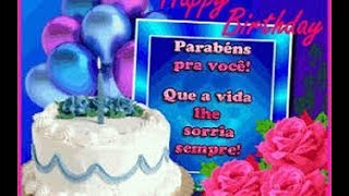 Msg de aniversário - Mensagem de Aniversário Para Alguém Especial. Feliz aniversário Felicidades pra você