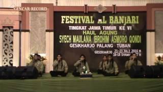 Download Lagu SEKAR KEDATON | FESTIVAL AL BANJARI ASMOROQONDI 2016 Mp3