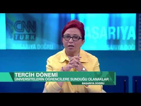 CNN Başarıya Doğru programının konuğu Edibe Sözen (видео)