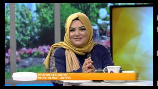 TRT DİYANET - Yeni Güne Merhaba 23.09.2014 - Burun Tıkanıklığı 2