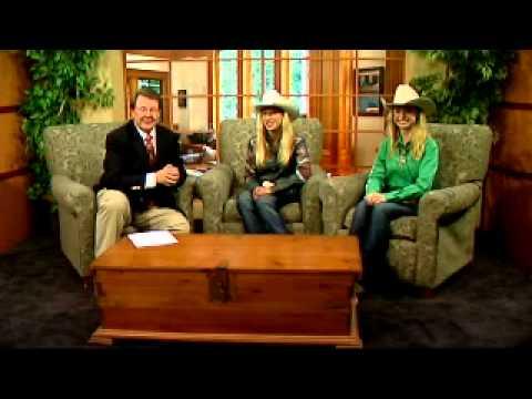 WAOE Interview - Rodeo girls