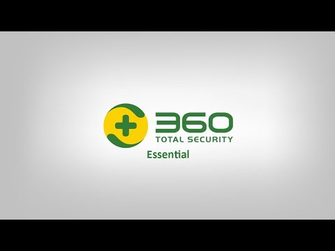 360 Total Security Essential Tested!