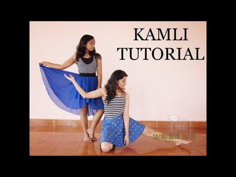 Video Kamli Tutorial | Dhoom 3 | Katrina Kaif | Dynamic Dance Duo download in MP3, 3GP, MP4, WEBM, AVI, FLV January 2017