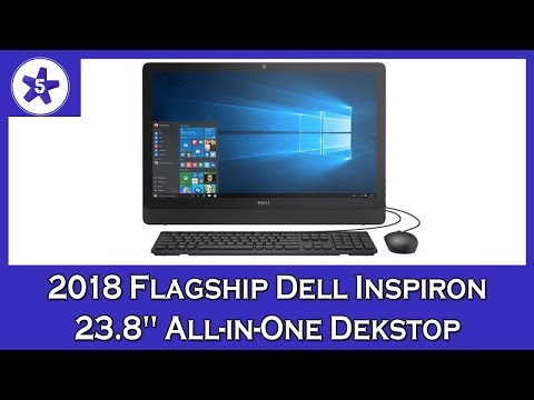 2018 Flagship Dell Inspiron 23.8