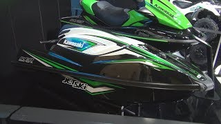 8. Kawasaki Jet Ski SX-R (2019) Exterior and Interior