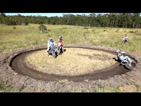 Circle Rut 12