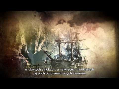 Więcej wyjątkowych materiałów o grze http....Jest rok 1715. Zdesperowani żeglarze, pełni idei o wolności postanowili utworzyć Republikę Piracką na Karaibach. Jednak rzeczywistość okazała się być daleką od idylli, przepełniając ich życie przemocą, zdradą
