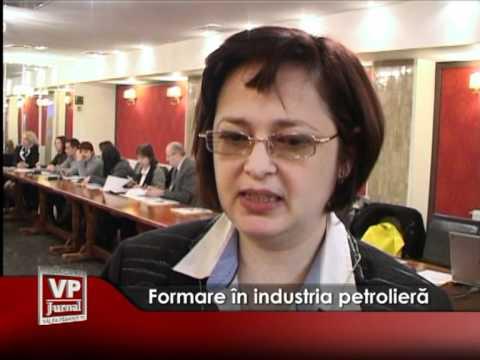 Formare în industria petrolieră