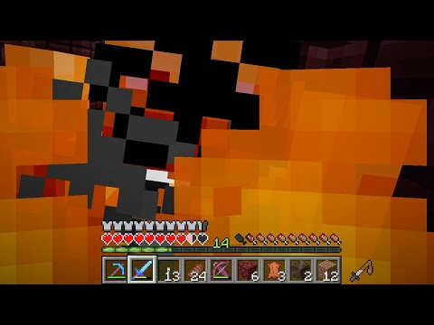 I hate the Nether - Minecraft #984