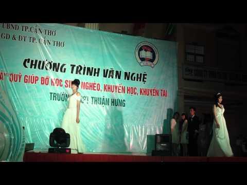ĐÊM VĂN NGHỆ GÂY QUỸ -Trường THPT Thuận Hưng 12B1(2014_2015)