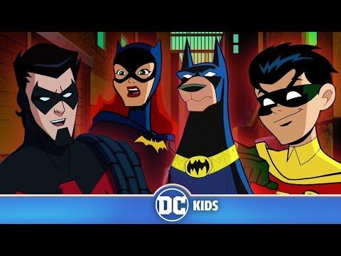 The Batman Family | Classic Batman Cartoons | DC Kids