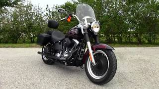 9. Used Harley Davidson Fatboy Lo For sale - call Price Review specs