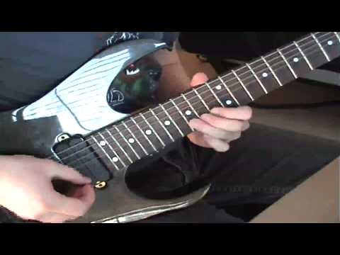 Family Guy Theme on Guitar
