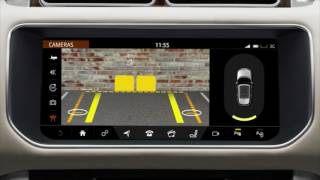The Range Rover has many features to aid parking your vehicle including a 360-degree exterior view through the touchscreen. This tutorial will show you how the surround camera system and parking aids can help you maneuver your vehicle and how the 360 parking aid works.Join the conversation:http://Facebook.com/LandRoverUSAhttp://Twitter.com/LandRoverUSAhttp://Instagram.com/LandRoverUSA
