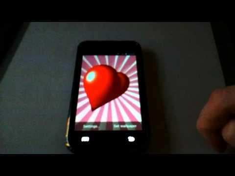 Video of Heart 3D Live Wallpaper
