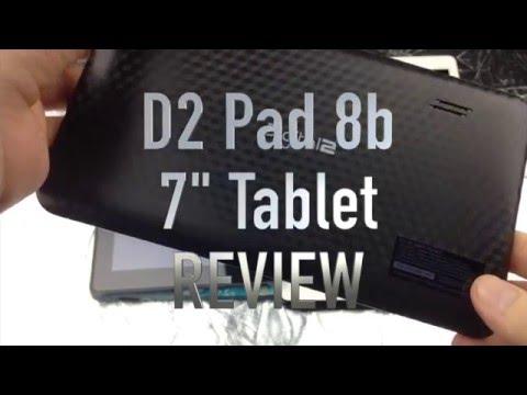 D2 Pad D2-741G 7