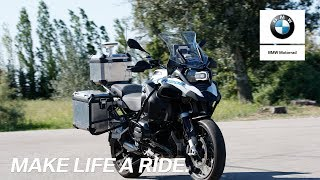 BMW R 1200 GS a guida autonoma - Video - Video Prototipi e Concept