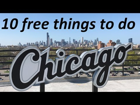 Our top 10 free things to do in Chicago