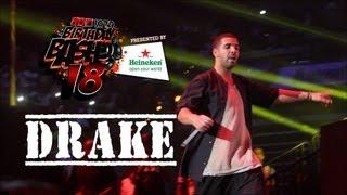 Drake at Birthday Bash 18 [FULL Performance]