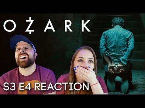 "Ozark Season 3 Episode 4 "" Boss Fight"" REACTION! 3x4"