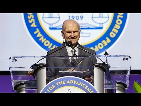 Full Remarks Of President Nelson At The NAACP's 110th Annual National Convention