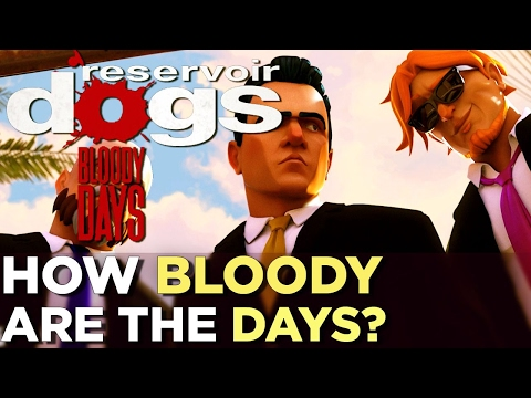 Reservoir Dogs: Bloody Days - How Bloody ARE The Days? - SEO Play Season 2, Episode 7