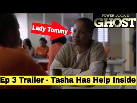 Power Book 2 Ghost Episode 3 Trailer - Female Tommy Has Appeared - Power Book 2 Ghost Ep. 3 Trailer