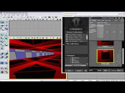 preview-UDK Tutorial 12: How To Create And Use Custom Materials (IWillShutUDown)