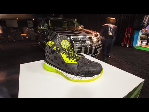 0 Li Ning Brand Wade at Sneaker Con in New Orleans