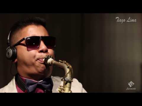 Thinking Out Loud Tiago Sax Cover
