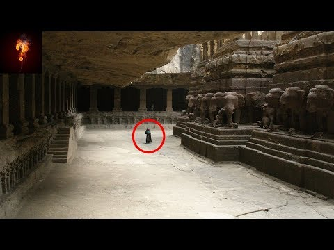 "The Mind Boggling Kailash Temple ""A Gift To Earth?"""
