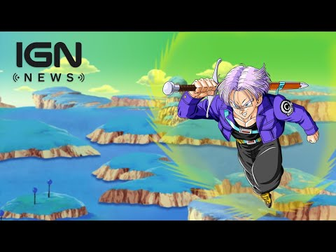 New Dragon Ball Fighterz Character Revealed - IGN News
