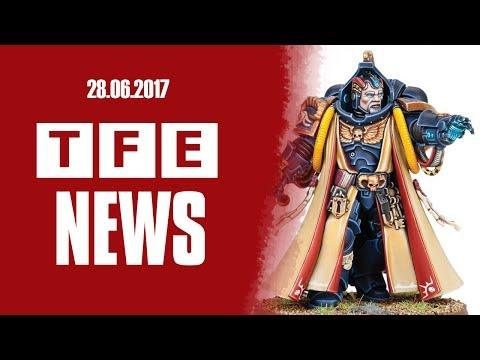 TFE NEWS - 28.06.2017 [ Новые стартеры? ]