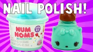 I open some brand new Num Noms Series 4.1 mystery toys! Inside are either nail polish or glitter lip gloss. Watch to see which I get!Subscribe to Toy Reviews For You: bit.ly/1CyaPemFollow MeInstagram: http://instagram.com/toyreviewsforyouTwitter: https://twitter.com/ToyReviews4YouFacebook  https://www.facebook.com/pages/Toy-Reviews-For-You/119789888191540Music is from Audioblocks.com and the Youtube Library