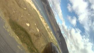Patreksfjordur Iceland  city photos gallery : GoPro mounted on a Habu jet (Patreksfjörður, Iceland 2011) Including crash!