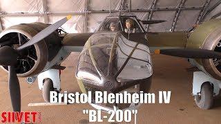 "8. Bristol Blenheim ""BL-200"" Roadtrip - Handling And Assembly [4K UHD] - FinAF 100 Years"