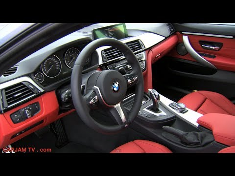 BMW 4 Series Gran Coupé Interior Commercial HD CARJAM TV 2014 BMW 4 Series Review