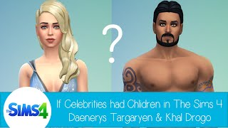Look Below for all of the Info** In this series, I will be generating the children of two random characters in the sims 4 create a sim to see what they would look like.