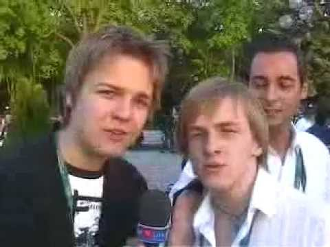 Latvia 2005: Interview with Walter and Kazha