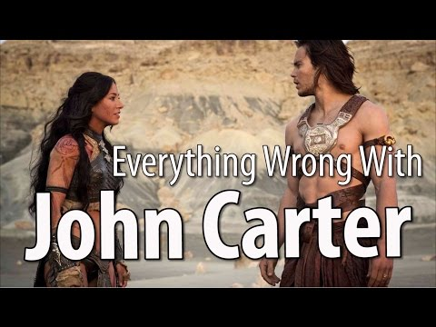 wrong - John Carter is based on a beloved novel, had a huge budget, and was directed by one of Pixar's best. And yet it's still surprisingly sinful given those facts. Thursday: Another space adventure,...