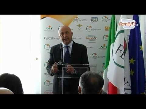 Farmaci equivalenti, al via campagna informativa – Dott. Roberto Messina, Presidente FederAnziani