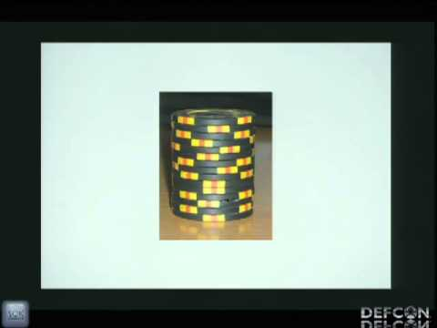 DEFCON 20: The Art Of The Con (видео)