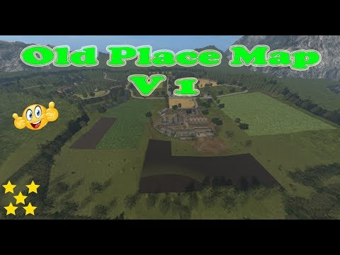 Old Place Map v1