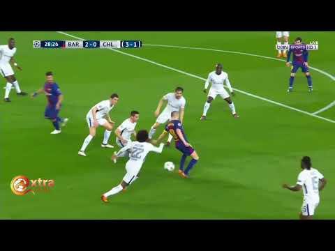 Barcelona vs Chelsea 3 0 All Goals & Highlights 14/03/2018 (FULL)  HD