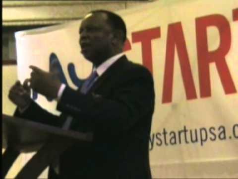 Launch of MyStartUp: Ndaba Ntsele (видео)
