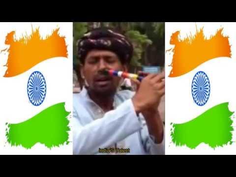 Video Mere Desh Ki Dharti - Street Flute Talent download in MP3, 3GP, MP4, WEBM, AVI, FLV January 2017