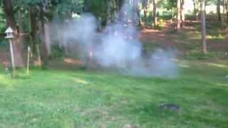 Sanford (NC) United States  City pictures : Tannerite Back yard fun Sanford North Carolina