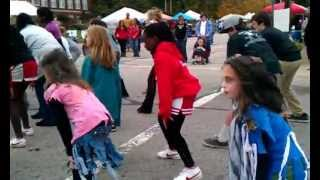 Franklinton (NC) United States  city photo : Thrill the world 2012 at Frankenfest Franklinton NC